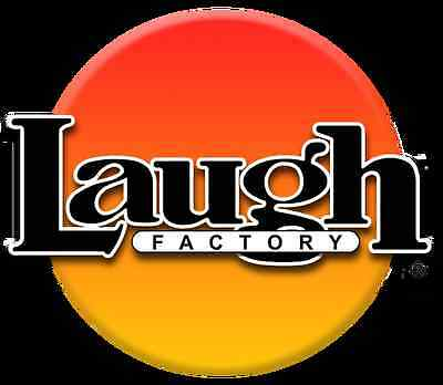 2 TICKETS TO THE LAUGH FACTORY COMEDY CLUB IN LAS VEGAS