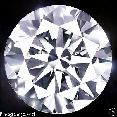 0.36ct HUGE 100% NATURAL OFF WHITE DIAMOND SPARKLING UNTREATED REAL DIAMOND NR!
