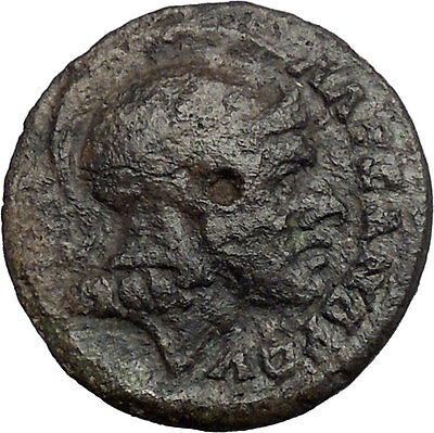 ALEXANDER the GREAT Nemean Lion Macedonia Koinon Greek Roman 238AD Coin  i48802