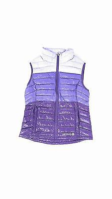 Free Country NEW Girls L Down Puffer Plum Purple Quilt Designer Kids CHOP 5TAIz1