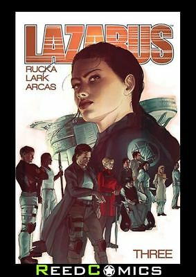 LAZARUS VOLUME 3 CONCLAVE GRAPHIC NOVEL New Paperback Collects Issues #10-15