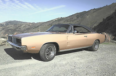 Dodge : Charger R/T 1969 dodge charger r t 440 magnum six pack
