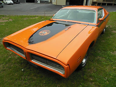 Dodge : Charger se 71 charger super bee recreation no reserve