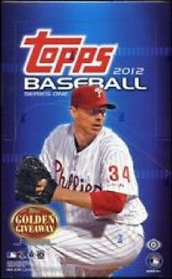 2012 Topps Series 1 Base You Pick 25 Cards Complete Your Set Lot