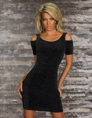 Fashion New women graceful Shiny Sexy Party Club Dress xs-M A211Silver free