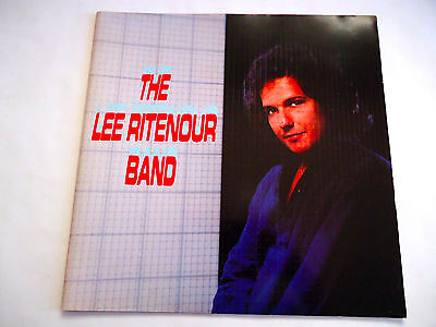 THE LEE RITENOUR BAND 1982 JAPAN CONCERT TOUR PROGRAM BOOK Eric Tagg Don Grusin