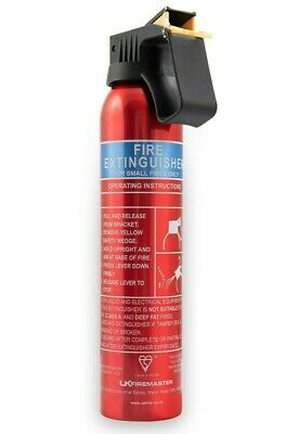 Car Fire Extinguisher 600g house boat caravan office