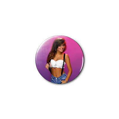Kelly Kapowski (Saved By The Bell) 1.25in Pins Buttons Badge *BUY 2, GET 1 FREE*