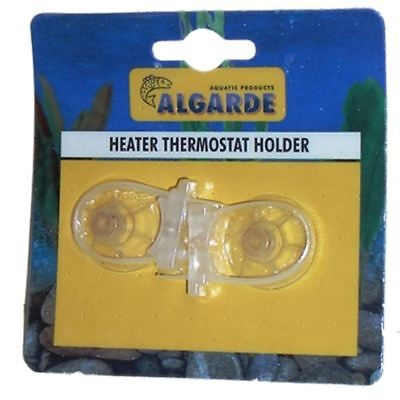 Algarde Heater Thermostat Holder For Aquarium Heaters Fit Any Size and Make