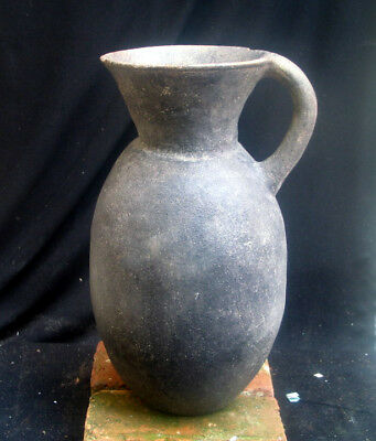 Top Quality ceramic large jug, Near East. Holy land