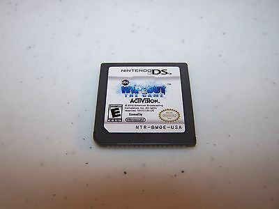 Wipeout The Game (Nintendo DS) Lite DSi XL 3DS Game