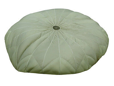 Us Gi 100 Ft. Parachute - Inspected With No Damage