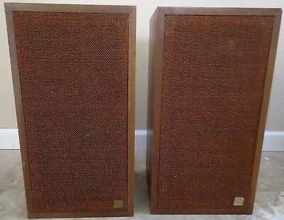 Acoustic Research AR 4x Speakers, See the Video !