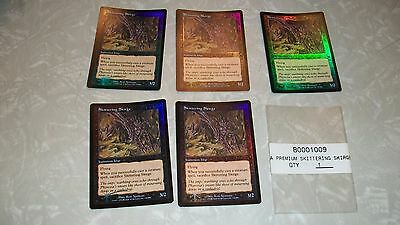 Magic the Gathering 5 Urza's Saga Skittering Skirge Arena prize Holofoil by WOC