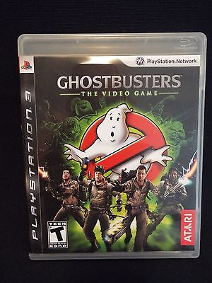 GhostBusters The Video Game Sony Playstation 3 PS3