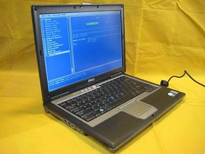 Dell Latitude D630 Intel Core 2 Duo 2.00 GHz 2 GB Ram Notebook Laptop CD/DVD