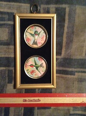 A Pair Of All Original Oil Painting By BK Dennis Porch Visitor Dual Frame $ SALE