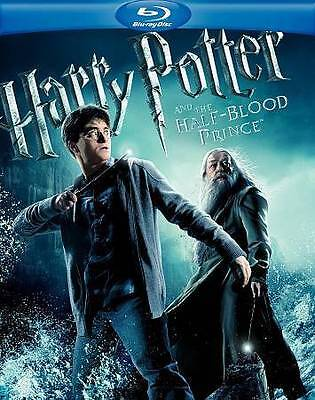 Harry Potter and the Half-Blood Prince (Blu-ray Disc, 2009, 2-Disc Set, Speci...