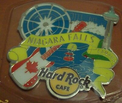 Hard Rock Cafe Niagara Falls Canada Alternative City  Magnet