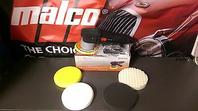 Kestrel DAS6 Dual Action Polisher Buffing & Compound Kit With Bag!