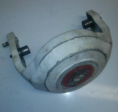 JACUZZI YJ PUMP JET DRIVE REVERSE GATE BUCKET WITH PIVOT PINS AND HARDWARE