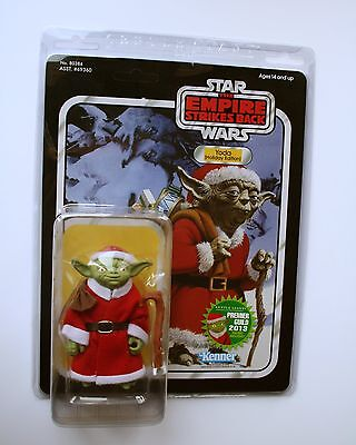 Gentle Giant Yoda Holiday Edition Star Wars Empire Strikes Back PGM Exclusive!