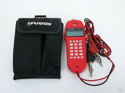 Harris TS 25D  Test Set with Caller ID and call-waiting Caller