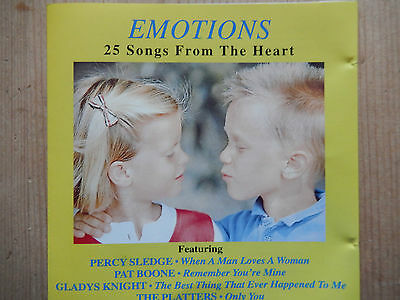 Emotions - 25 Songs From The Heart -Various Artists