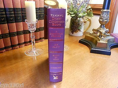 Readers Digest Condensed Book - First Edition - Volume 3 1994