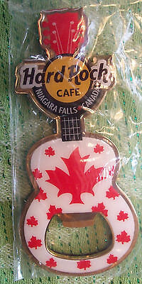 Hard Rock Cafe Niagara Falls Canada Maple Leaf City  Magnet