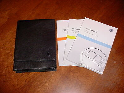 BRAND NEW 2012 VOLKSWAGEN JETTA CAR OWNERS MANUAL COMPLETE NEW AND UNUSED !!!