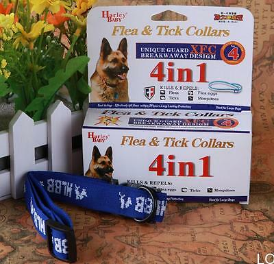 Lo Us For Large Dogs 4 Month Anti Fleas & Ticks & Mosquitoes Dog Collar