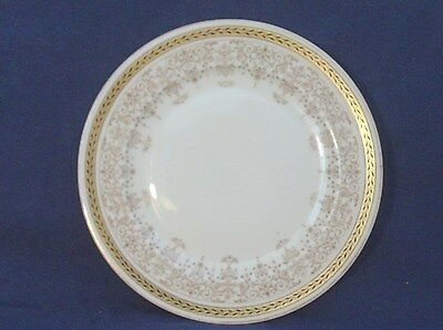 ROYAL BAYREUTH, THE LADY HAMILTON, MADE IN  BAVARIA , SAUCER ,  WHITE & GOLD