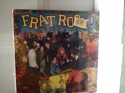 Frat Rock Volume II - The greatest Rock`n Roll Party tunes of all time   ..Vinyl