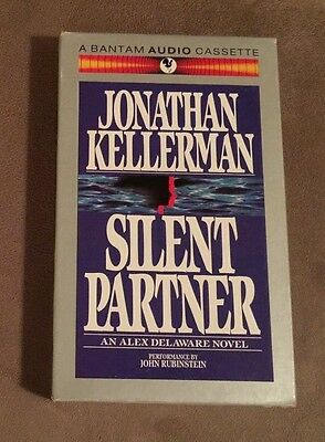 SILENT PARTNER BY JONATHAN KELLERMAN CASSETTE AUDIOBOOK
