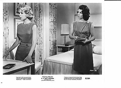 (7) Movie Stills of Movie If A Man Answers starring Sandra Dee