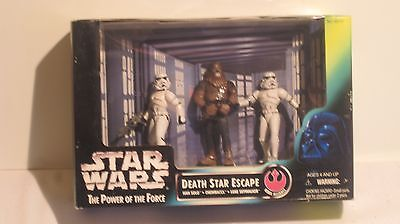 Kenner Star Wars Power of the Force Death Star Escape
