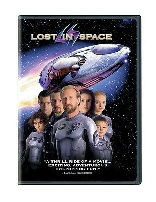LOST IN SPACE The Movie New Line Platinum Series Sci-Fi Outer Space DVD 130-Mins