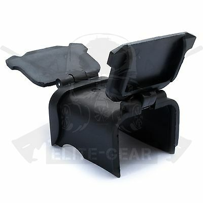 Black Tactical Flip Covers Lens Protector for Holo Reflex Sight EXPS 551 552 553