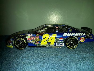 2004 Jeff Gordon 1/24 Dupont Pepsi Billion Dollar Color Chome