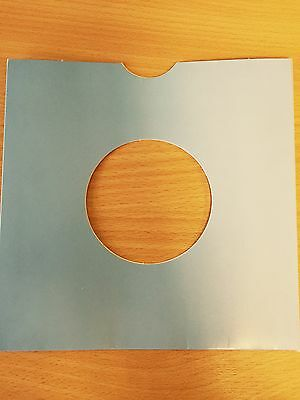 """25 X 7"""" Blue Card Record Masterbags Sleeves / Covers *new*"""