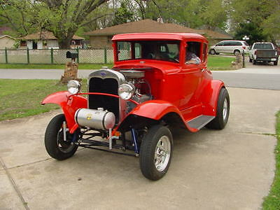 Ford : Model A Street Rod/Gasser 1931 ford model a coupe