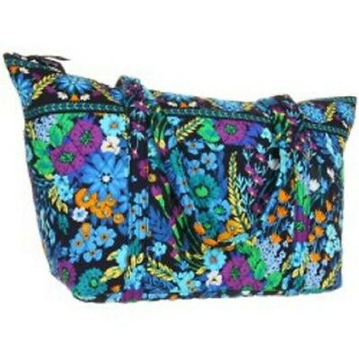Vera Bradley Miller Bag MIDNIGHT BLUES-Bag of many uses for this summer-BNWT