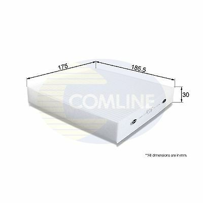 Comline Pollen Filter Interior Air Cabin Replacement Genuine OE Quality Service