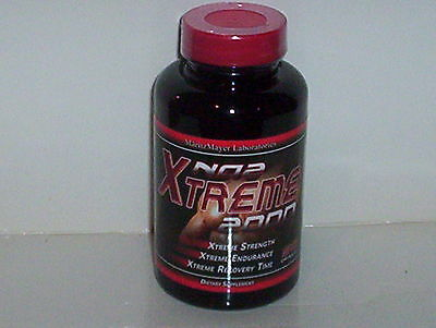 4 BOTTLES - BEST BODYBUILDING RIPPED LEAN MUSCLE GROWTH GAIN WORKOUT 360 PILLS
