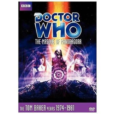 DOCTOR WHO THE MASQUE OF MANDRAGORA TOM BAKER BRAND NEW SEALED FS + TRACKING!!