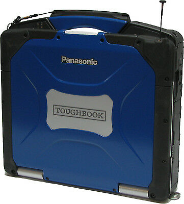 Build your Blue Panasonic Toughbook CF-30 Fully Rugged Military Touchscreen