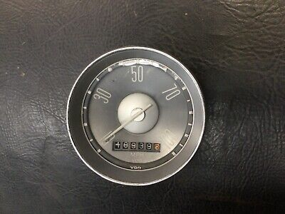 VW AirCooled Type III Speedometer             Dated 2-66