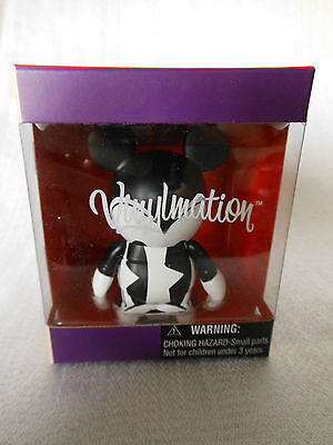 """NEW Disney Vinylmation Big Eyes Series PIE EYED MICKEY MOUSE 3"""" Chaser Figure"""