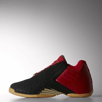 NEW adidas T-MAC 3 Chinese New Year of the Goat Red Gold Black S83742 lillard d